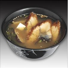 Суп с угрём